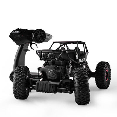 4Wd Rc Monster Truck Off Road Vehicle 2 4G Remote Control Buggy Crawler Car