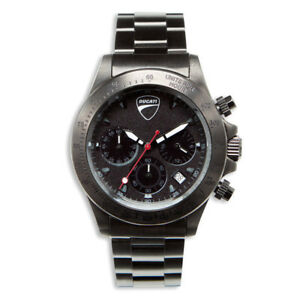 Genuine Ducati Road Master Watch 987694722