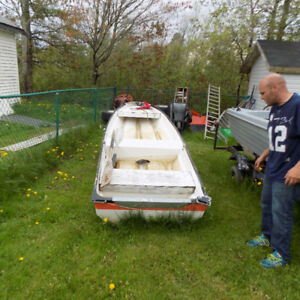 12 ft rowboat