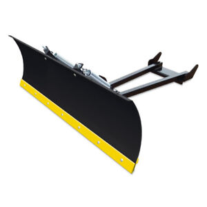 Looking for a used Universal ATV mid-mount snow-plow and mount