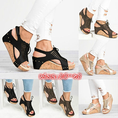 Details about Women Elegant Softwood Shoes Slim Fashion Wild Pure Color Sandals High Heels LG