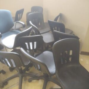 OFFICE CHAIRS & TABLETS - CLOSEOUT - LOTS OF STYLES