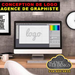 Graphisme, Infographie, création site web carte d'affaires, logo