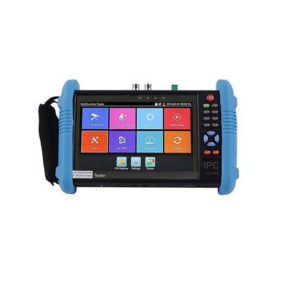 7 Cctv Tester Pro Monitor Hdmi H.265 4k Analog Ip Camera Tester Onvif Poe Wifi