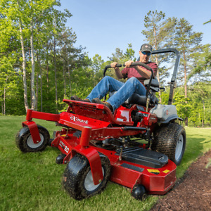 ExMark Mowers Now In Stock!! Save Up To $1000.00 On Select Units