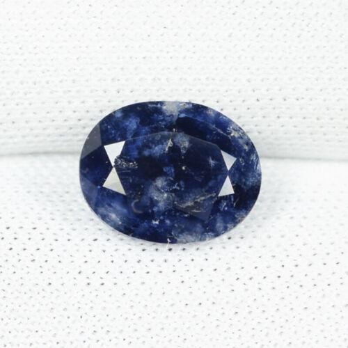 1.54 ct MASSIVE RARE   Natural Sodalite ( HACKMANITE ) Loose Gemstone See Vdo DL