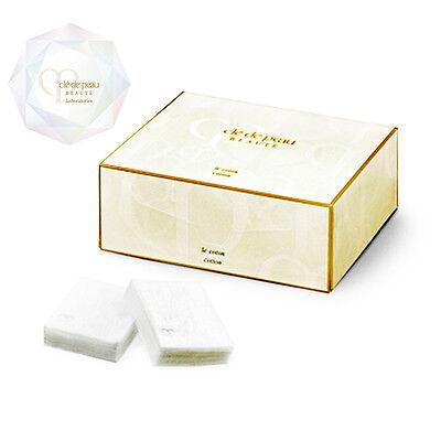 SHISEIDO☆Japan-cle de peau le cotton with Natural silk 120pcs ,JAIP.