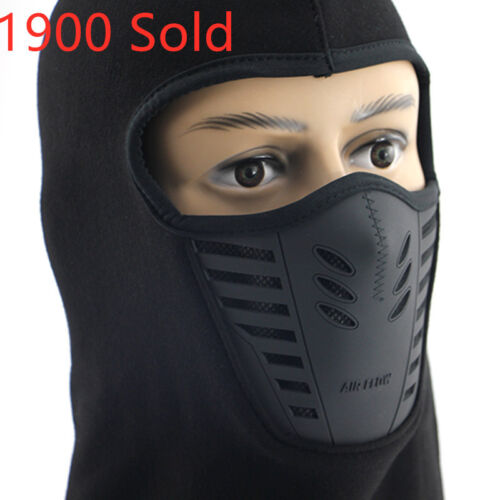 Balaclava Full Face Mask Motorcycle Windproof Ski Anti Dust