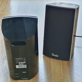 Teufel Concept B20, 40 Watt RMS active stereo 2.0 speakers, 3.5mm
