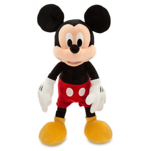Disney Mickey Mouse Plush Doll Stuffed Giant Big Huge 30 inches