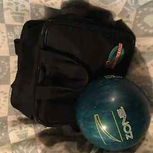 Ten Pin Bowling Balls and Accessories Prince George British Columbia image 2