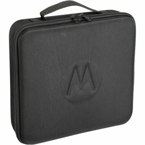 Motorola Solutions PMLN7221AR Molded Soft Carry Case for Two-Way Radios