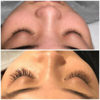 *******EYELASH EXTENSIONS CLASSIC/VOLUME******