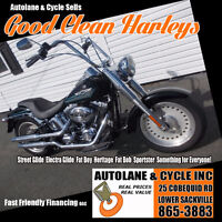 2008 Harley Davidson Fatboy SHARP BIKE Brand New Tires Bedford Halifax Preview