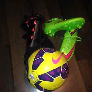SOCCER EQUIPMENT