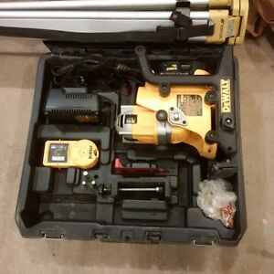 Dewalt DW703 Rotary Laser Level