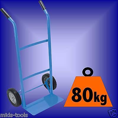 80Kg SACK TRUCK hand trolley cart barrow 80 kg