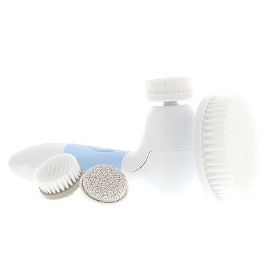 Blue Spin for Perfect Skin Face Body Cleansing Brush Vanity Planet
