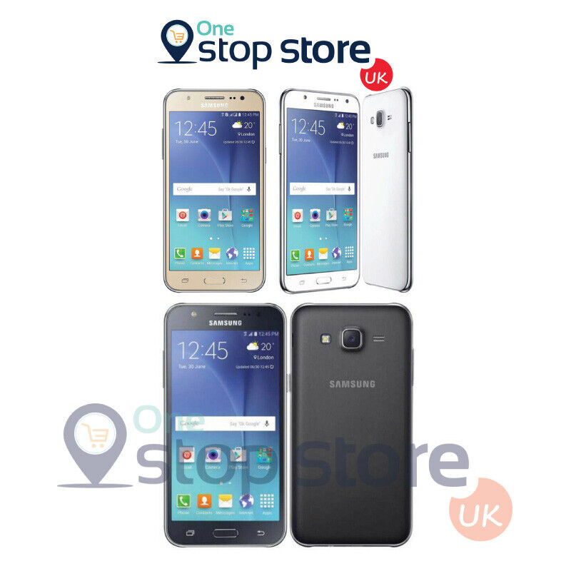 Android Phone - Samsung Galaxy J5 J500 16GB Black White Gold Unlock Android Smart Phone