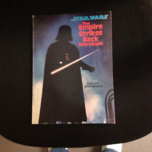 Star Wars The Empire Strikes Back Story Book