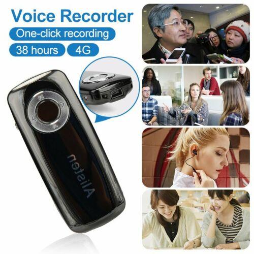 Digital Diktiergerät Audio Sound Voice Recorder Aufnahmegerät Sprachaufnahme DHL