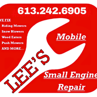 Lee's Mobile Small Engine Repair
