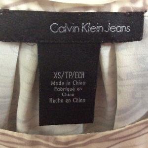 LADIES LOT of BANANA REPUBLIC &  Calvin Klein tops- euc London Ontario image 5