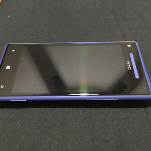 HTC 8x windows 10 unlocked, like new