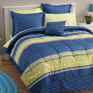 Kassia Comforter  - King, NEW