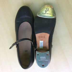 Women's Tap Shoes, Bloch Mary Jane style - size 9