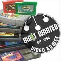 Buy Sell and Trade your Video Games! GET CASH NOW:)