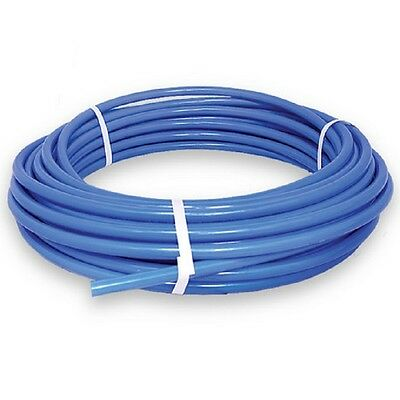 12in Pex Tubing 100ft Non Barrier Tube Coil Water Pipe Line Hose Plumbing Blue