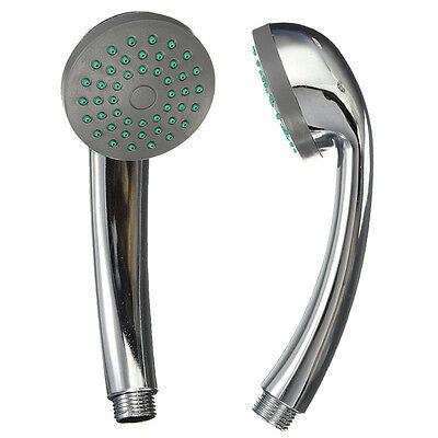 Hand Feste Duschköpfe Duschkopf langlebig Wasser Saving Bad Werkzeug-New