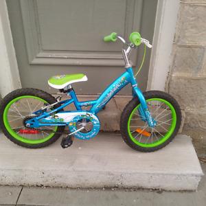 """16"""" kids bikes - used"""