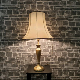 Endon Table Top Brass Lamp