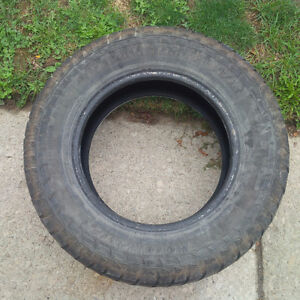 Set of 4 - 18 inch Motomaster Total Terrain AT2 Tires - F150