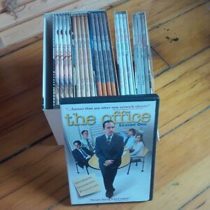 the office 6 seasons dvd