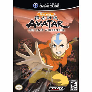 NEW JEU GAME Avatar The Last Airbender - Nintendo GAMECUBE