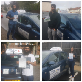 Driving lesson for Cars & LGV. Car Test hire, Mary Driving School