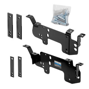 New REESE 56011 Fifth Wheel Hitch Brackets