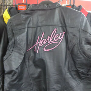 Harley Davidson Leather Motorcycle Jackets Still Have Some Left