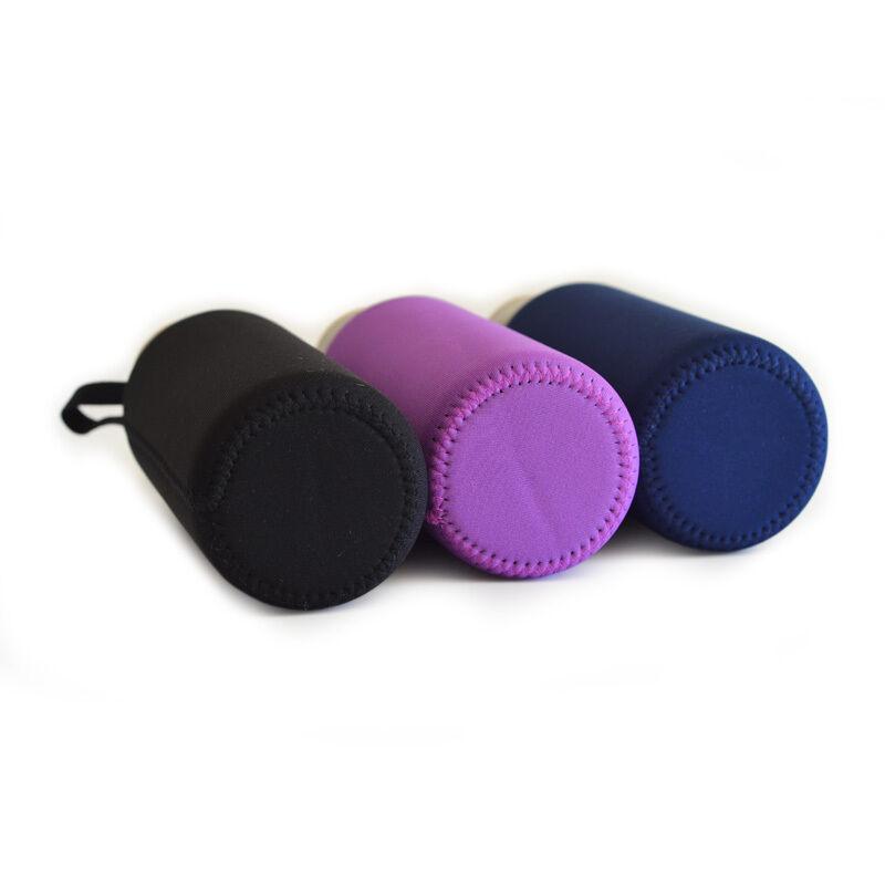 Sport Water Bottle Cover Neoprene Insulated Sleeve Bag Case