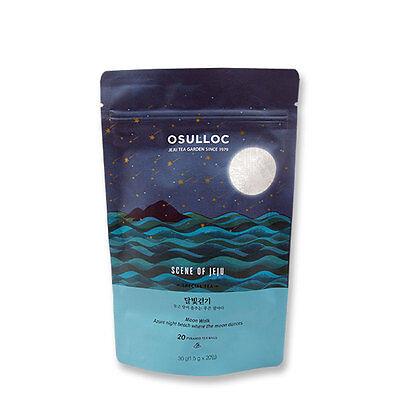 [OSULLOC] Moon Walk (20 Teabags)_Jeju Fermented Tea with Sweet Pear Flavor