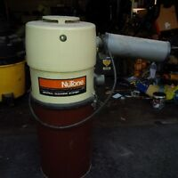 NuTone Central Vacuum Canister in Good Working Condition