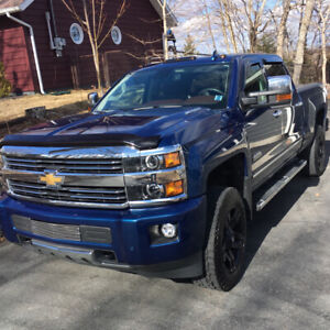 2016 chev high country 2500 diesel