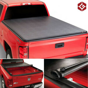 NEW Roll Up Style Tonneau Cover for 2002-18 Dodge Ram 1500/2500/
