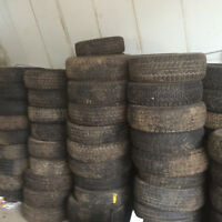 Tires all season and winter rims