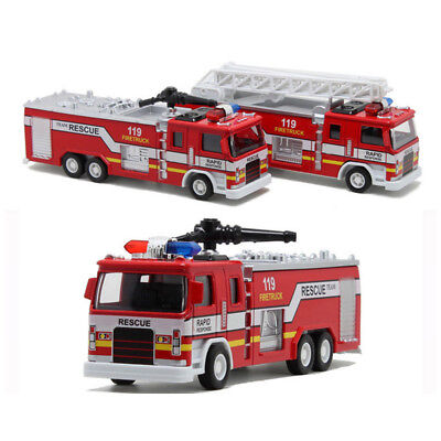 Toys for Boys 3 4 5 6 7 8 Years Old Kids Mini Fire Truck Car Best Cool Xmas