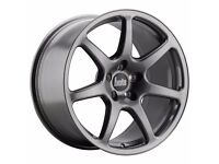 "18"" Staggered Bola B7 Gunmetal for VW Audi Seat Etc"