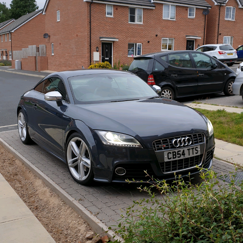 Audi TTS 2.0T Coupe 272bhp Meteor Grey 08/2008 | in ...